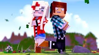 Minecraft Música ♫ - SIM, EU VOU !! | Minecraft Song ♪ (Feat. Brancoala)