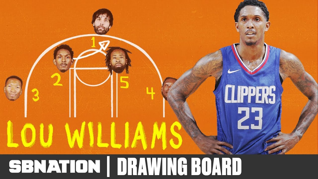 "Lou Williams has become more than a ""professional scorer"" thumbnail"