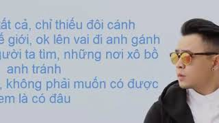 SO CLOSE - BINZ X PHUONG LY (Lyrics)