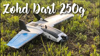 Zohd dart 250g FPV flight