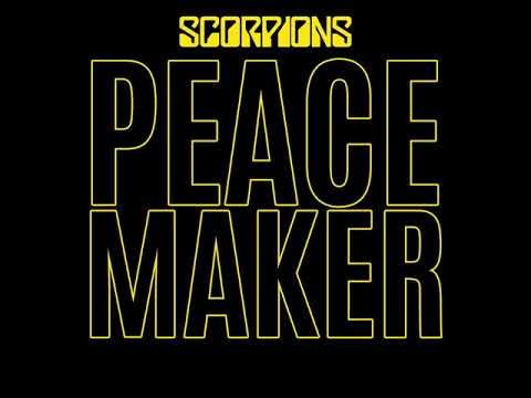 "Pre-Save Scorpions New Single ""Peacemaker"""