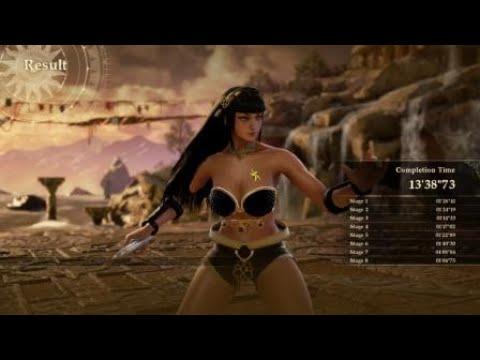 SOULCALIBUR™Ⅵ The Goddess Nefertiti