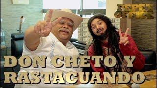 DON CHETO SE ENFRENTA A RASTACUANDO EN IMPROVISACIÓN   Pepe's Office