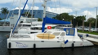 Used Sail Catamarans for Sale 2004 Voyage 440