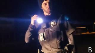 Cop needs to know if my car is stolen and calls backup at 2am; Abernathy, Texas