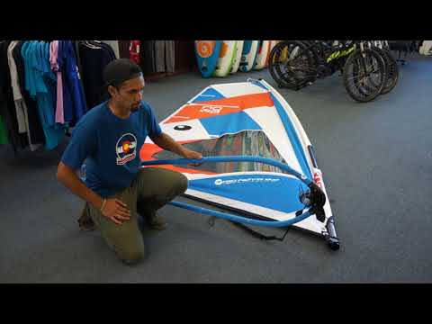 windsurfing sail review | SurfBoard: Surfer & Board Reviews