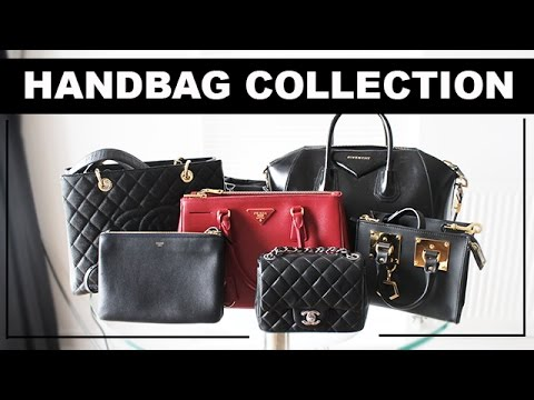 My Designer Handbag Collection
