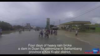 Heavy Rain, Floods to Continue