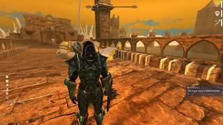 Skyrim Requiem 2.0.2: Дозорный на 1 лвле #3: Имперский Город, все концовки