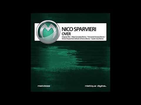Nico Sparvieri   Over Simon Vuarambon & Kevin di Serna Remix