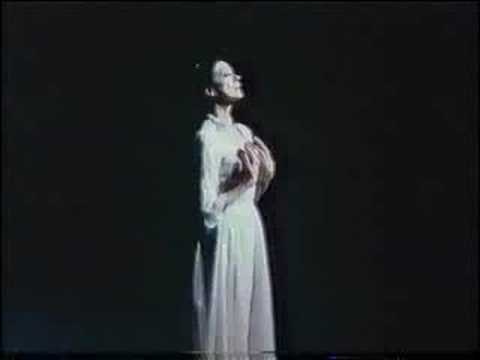 Margot Fonteyn Salut d'amour