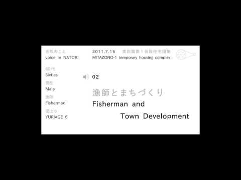 Voice in NATORI – Sixties,Male,Fisherman,Yuriage –
