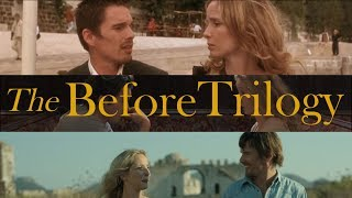 The Before Trilogy- How to Have a Conversation
