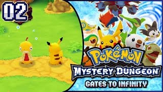 02 | HOUSE OF GARBAGE | Pokémon Mystery Dungeon - Gates to Infinity by Ace Trainer Liam