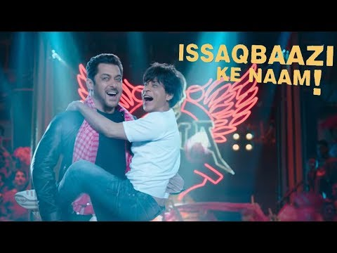 Download Zero Get Ready For Issaqbaazi With Shahrukh Khan And
