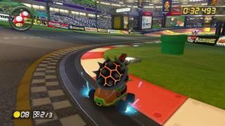Mario Kart Stadium - 1:34.242 - Lチキ (Mario Kart 8 World Record)