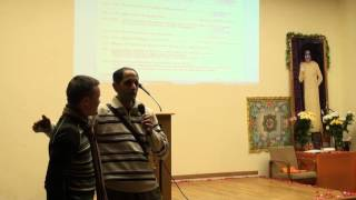 00131 BHAGAWAN SRI SATHYA SAI BABA 90th BRITHDAY CELEBRATIONS IN RIGA 23,11,2015