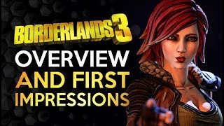 Borderlands 3 - First Impressions - A Very Rough Launch