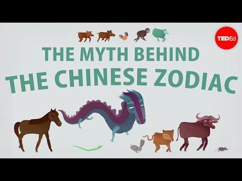 Mýtus o čínském zvěrokruhu
