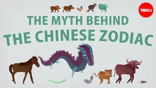 Megan Campisi & Pen-Pen Chen - The Myth Behind The Chinese Zodiac