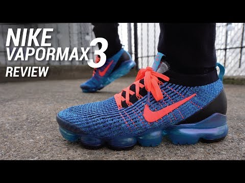 Nike Vapormax 3 Review & On Feet