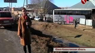 В Южно-Казахстанской области рейсовый автобус протаранил жилой дом
