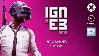 E3 2019: PC GAMING SHOW CONFERÊNCIA AO VIVO DUBLADO EM PORTUGUÊS   IGN na E3