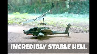 Why I Love The Syma S109g RC Helicopter