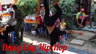 Nhảy Hip Hop Ở Đám Cưới Cực Phê Của 2 Thanh Niên