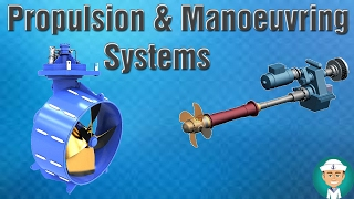 Propulsion And Manoeuvring Systems
