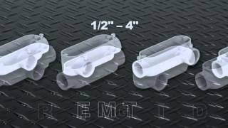 video: TayMac: Aluminum Series Conduit Bodies