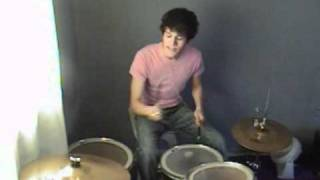 Red Light Indicates Doors Are Secured (Arctic Monkeys Drum Cover)