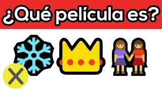 ¡Adivina la pelicula con emojis!