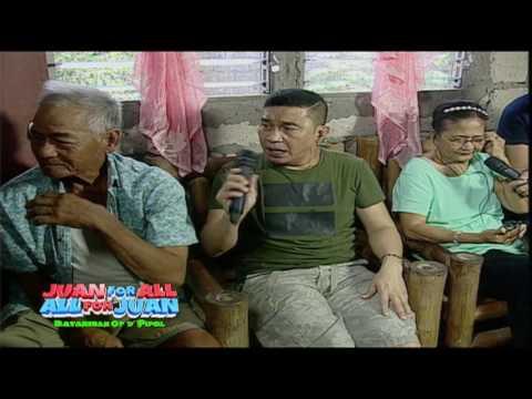 Juan For All, All For Juan Sugod Bahay   February 27, 2017