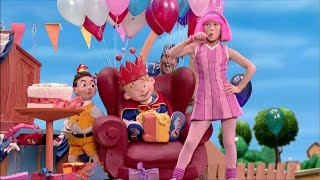 LazyTown S01E09 Happy Brush Day 1080p HD