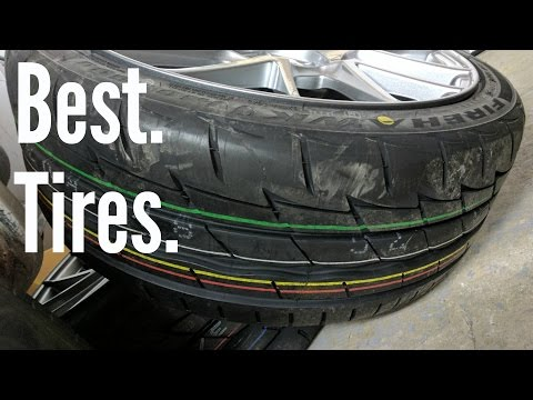 An AMAZING Summer Tire – FIRESTONE INDY 500 Review