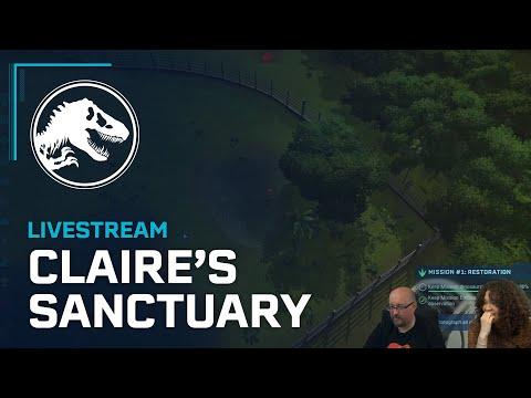 Thursday Let's Play | Claire's Sanctuary!