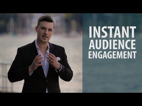 Instantly Engaging Audience with Colin Boyd