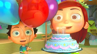 Happy Birthday Video E-Cards, We have made for you funny animation of Happy Birthday song