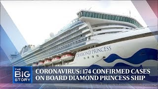 Coronavirus: 174 confirmed cases onboard diamond princess ship | THE BIG STORY | The Straits Times