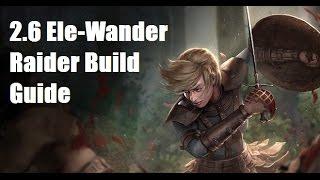 3.0 Ele Wander Finder Ranger Build Guide!! Insane Speed And Dps