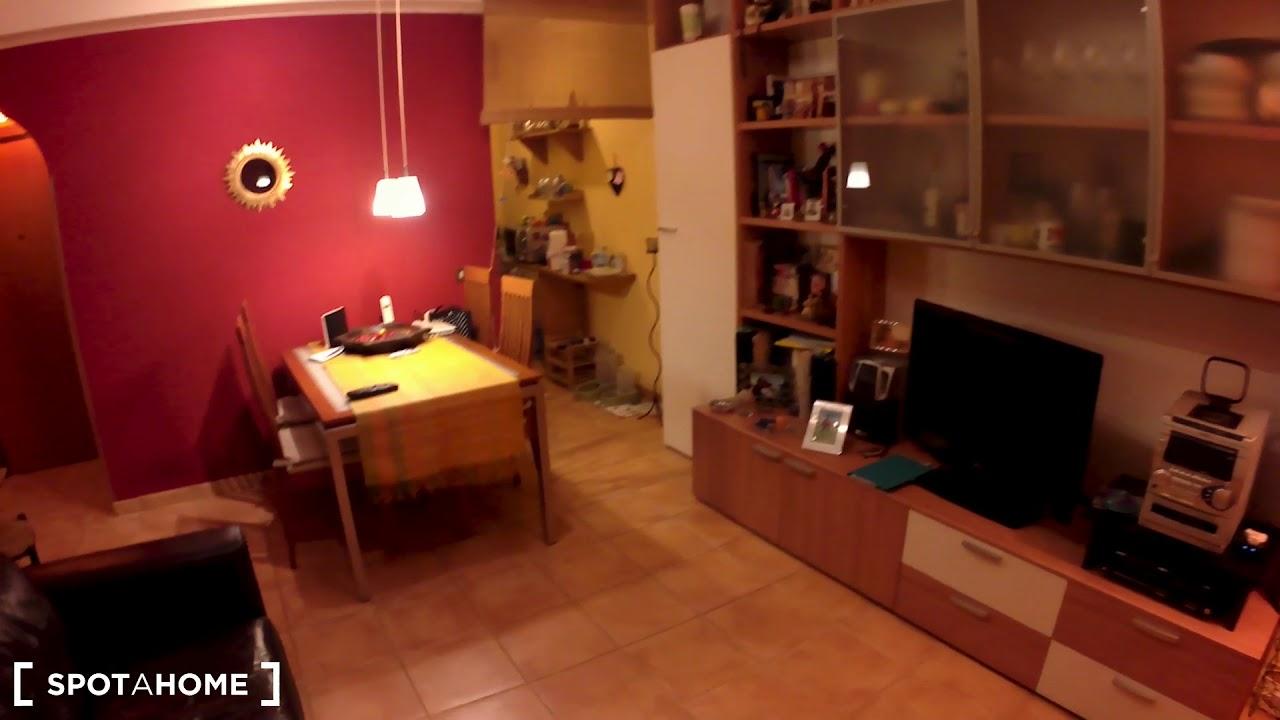 Stanza accogliente in affitto in casa con 2 camere da for Graziose case con 2 camere da letto