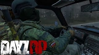 DayzRP Driving To Our New Home! The Beginning Of Johnny Iverson