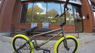 "2017 Wethepeople Curse 20"" BMX Unboxing @ Harvester Bikes TORONTO, CANADA"