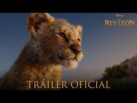 Trailer El Rey León
