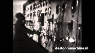 Oisterwijkse stoommachine in 1930