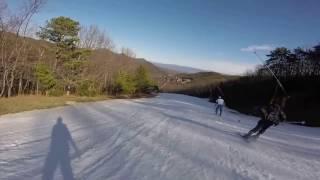 Massanutten snowboarding 2016