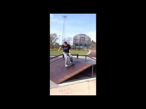 Brookings Skateboard Comp 2015 Highlights
