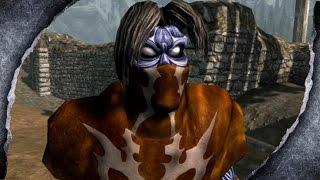 ▶Skyrim Remastered: Soul Reaver Raziel Armor ♦️MOD SHOWCASE♦️ | Killerkev ✔️