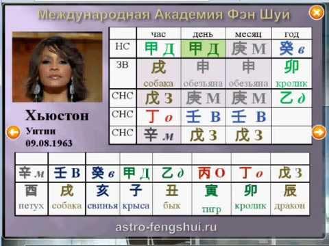 Астрология гороскоп натальная карта